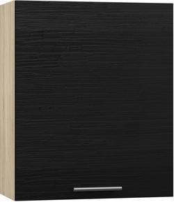 BlanKit G60.1 Sonoma+OakBlack.381 Skapis