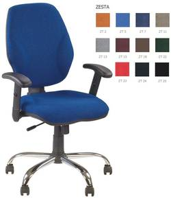 Master GTR ergo window Active 1 chrome Biroja krēsls / piederumi