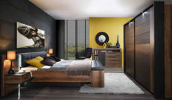 Bellevue A Guļamistabas iekārta