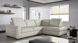 Salvo II Stūra dīvāns L veida