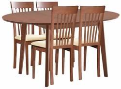 Aroma 4 Ēdamistabas galds ar krēsliem
