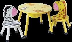 Bērnu galds + krēsls
