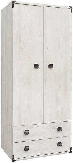Indiana JSZF2d2s Шкаф для одежды с вешалкой
