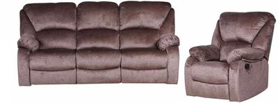 Flavio 8197 1R3RR Dīvāns ar krēsliem