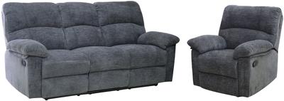 Bergen 3RR1R 80270 Dīvāns ar krēsliem