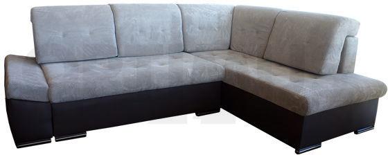 Samer Stūra dīvāns L veida