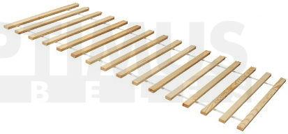 NX29 Gultas lamieļi / matrača pamatne