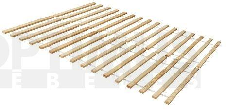 NX26 Gultas lamieļi / matrača pamatne