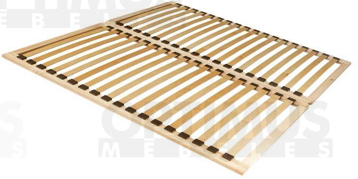 NX16 Gultas lamieļi / matrača pamatne