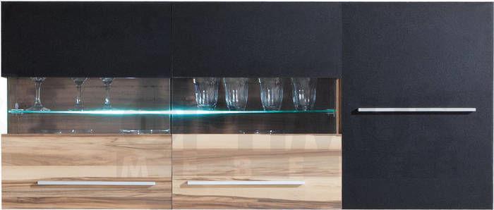 Monsun MN10 Plaukts ar stiklu / vitrīna