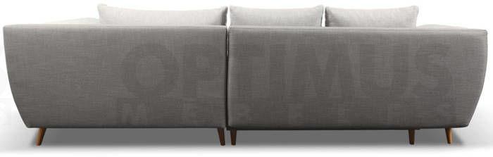 Aruba DL Stūra dīvāns L veida