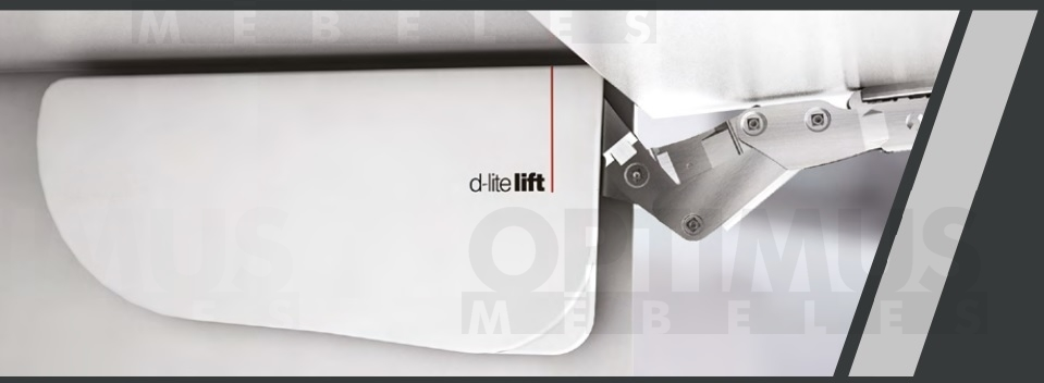 Lift.Dlite(L+R) B1 Ukse riistvara