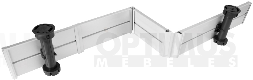 Klip 100/150 mm Alumine element