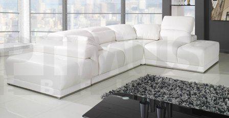 Aston Stūra dīvāns L veida