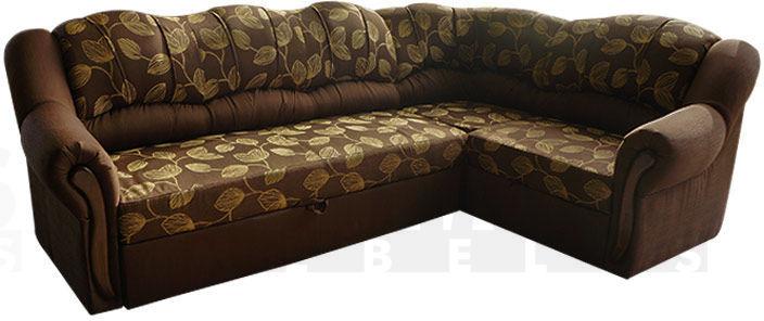 Bite M 3V1 Stūra dīvāns L veida