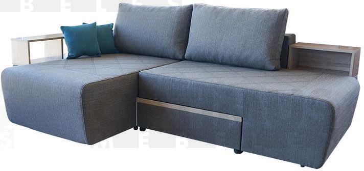 K90 Gamma Stūra dīvāns L veida