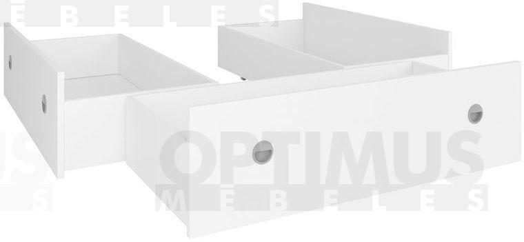 Nepo LOZ3S OPCJA Gultas veļas kaste