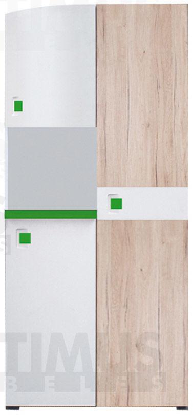 Colorato COL1 Drēbju skapis