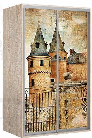 Elma 1524-1-FF Drēbju skapis