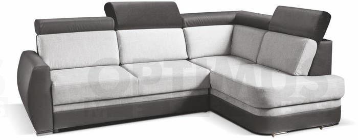 Riva W Stūra dīvāns L veida