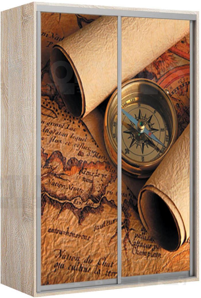 Elma 1624-1-FF A Drēbju skapis