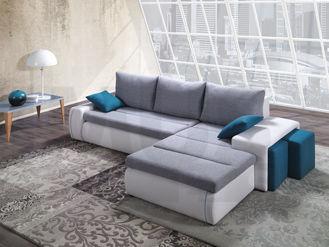 Ritmo Stūra dīvāns L veida