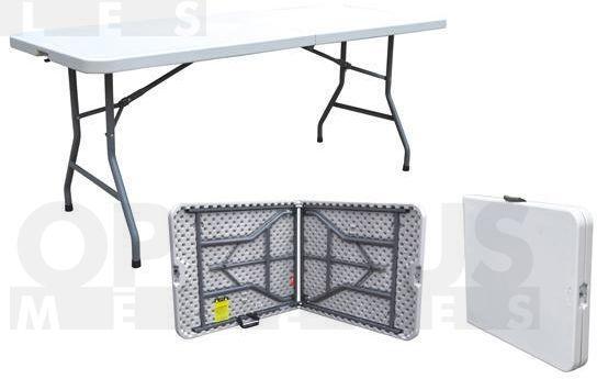 Fold 6FT 180CZ Ēdamistabas galds