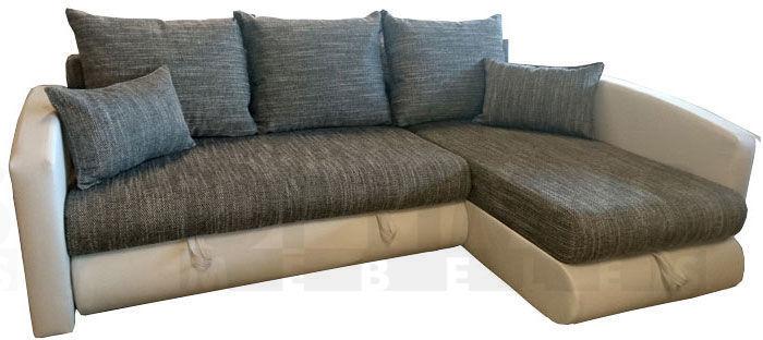 Stils N Stūra dīvāns L veida
