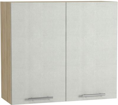 BlanKit G80 Sonoma + Concrete cream.353 Köögikapp