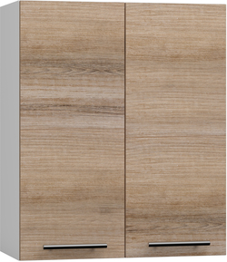 BlanKit G60 White+Sequoia.270 Köögikapp