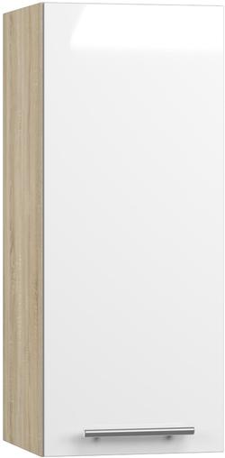 BlanKit G30 Sonoma+White.G382 Köögikapp