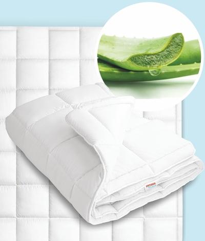 140*200 Kingtonic Soft Night Aloe Vera Pleedid / tekid