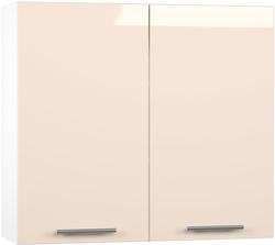 BlanKit G80 White+Beige.G406 Köögikapp