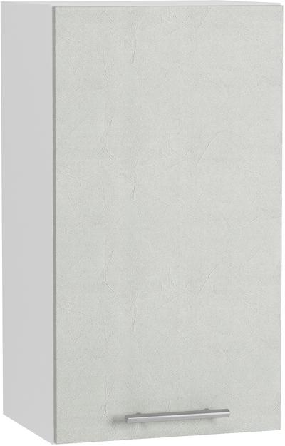 BlanKit G40 White + Concrete cream.353 Köögikapp