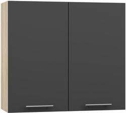 BlanKit G80 Sonoma+Graphite.M702 Köögikapp
