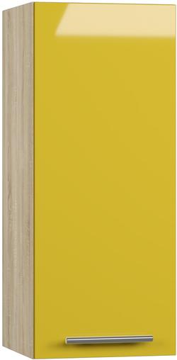 BlanKit G30 Sonoma+Yellow.G371 Köögikapp