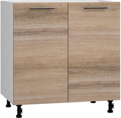 BlanKit D80 White+Sequoia.270 Köögikapp
