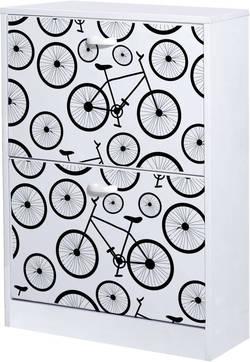 Bike 20940F 2 Jalatsikapp-riiul