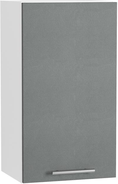 BlanKit G40 White+Concrete gray.352 Köögikapp