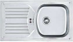 FRANKE ETN 614 NOVA 3 / 101.0288.027 Virtuves izlietne / maisītājs / piederumi