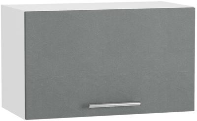 BlanKit G60.h36 White + Сoncrete gray.352 Köögikapp