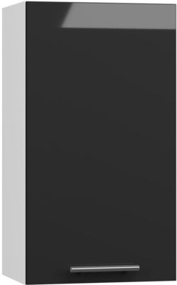 BlanKit G40 White+Graphite.G399 Köögikapp