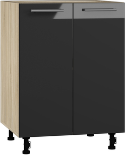 BlanKit D60 Sonoma+Graphite.G399 Köögikapp