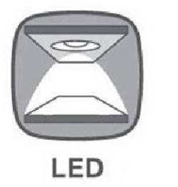 Elpasso LED (REG1W1D) Kapiuksed