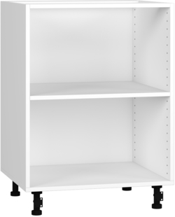 BlanKit KD60 K.White Köögikapp