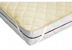 160*200 Kingtonic Protect Light Õhuke madrats / kattemadrats / madratsikate